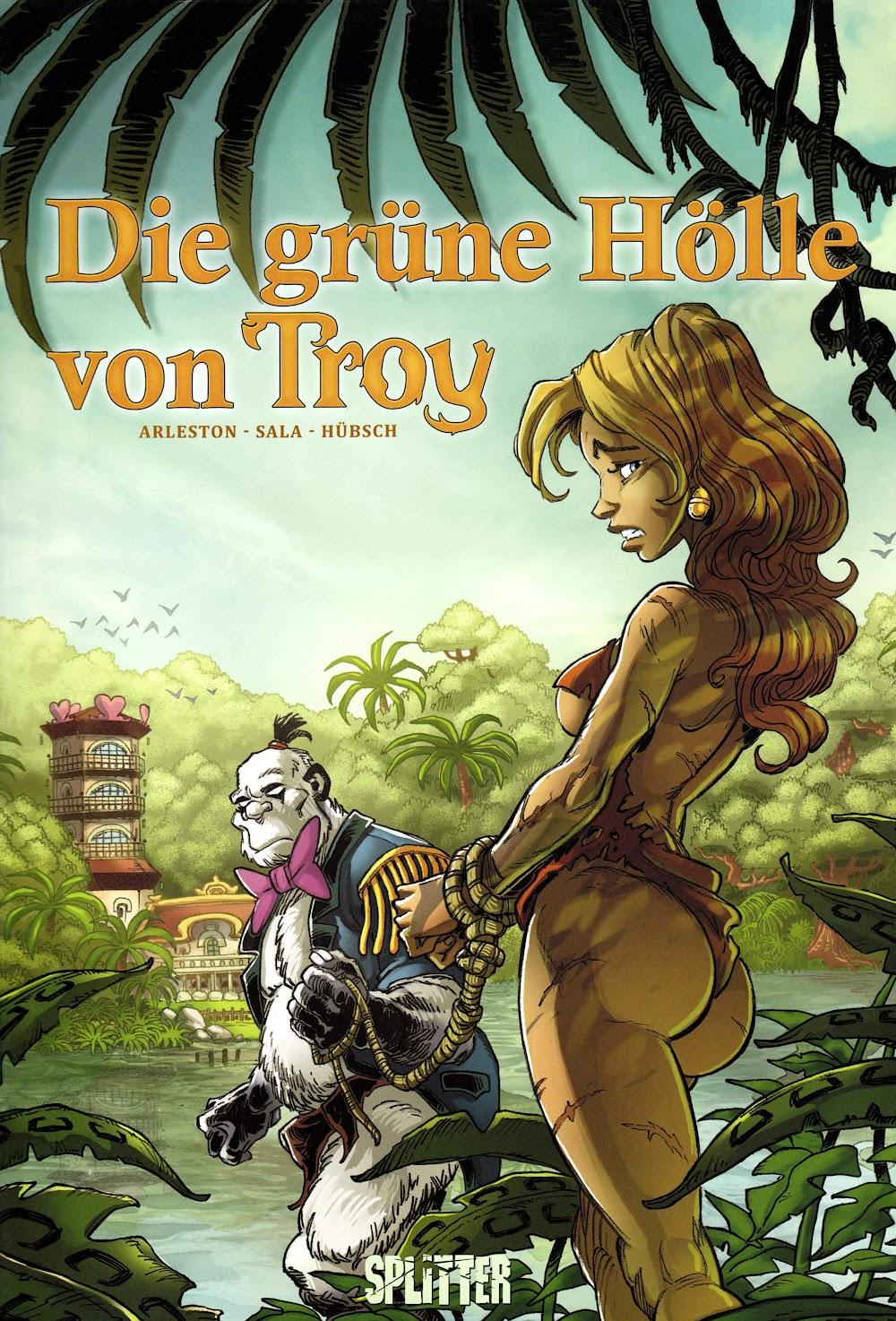 Die grüne Hölle von Troy (2014)