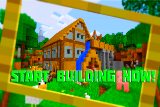 Buildings guide for Minecraft