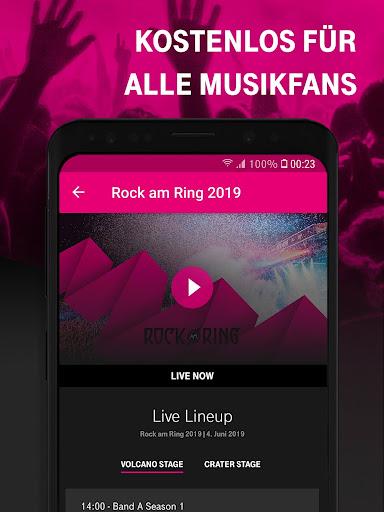 MAGENTA MUSIK 360 Exklusive Konzerte live streamen screenshot 13
