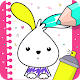 Coloring games for kids - Learn & painting games for PC-Windows 7,8,10 and Mac