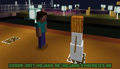 Lucky Block Race Minecraft PE for PC