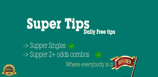 Super Tips - Daily Free betting tips – Apps no Google Play