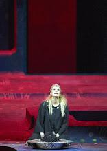 Photo: Wiener Staatsoper: SALOME am 16.1.2016. Camilla Nylund. Copyright: Wiener Staatsoper/ Michael Pöhn