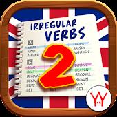 English Irregular Verbs 2 Pro