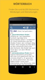 German Learner's Dictionary- screenshot thumbnail