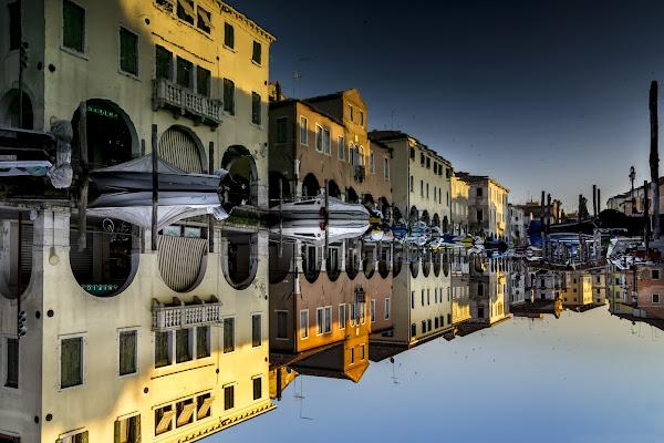 Chioggia la piccola Venezia di aliscaforotto