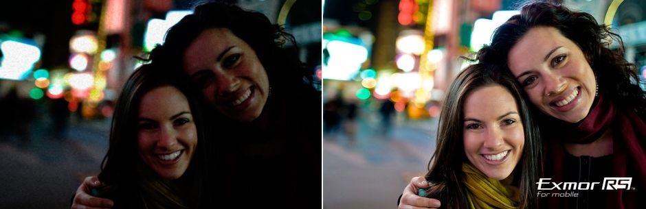 công nghệ Exmor RS™ cho camera trướccủa Xperia M5 các bức ảnh chụp tự sướng sẽ cực kỳ sắc nét với màu sắc sống động và độ nhiễu thấp