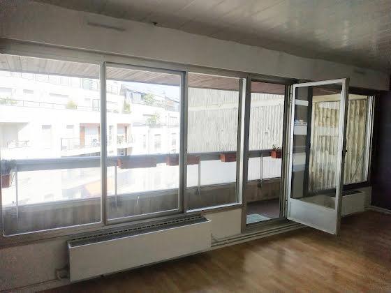 Location studio 33,5 m2
