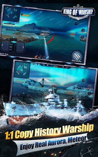 King of Warship:Sail and Shoot  gameplay | by HackJr.Pw 12