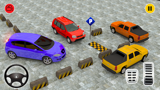Modern Car Parking Game Real Driving Simulator – Apps on