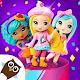 Party Popteenies Surprise - Rainbow Pop Fiesta