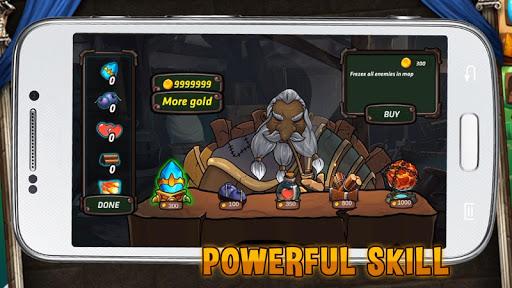 Tower Defense Battle Screenshot