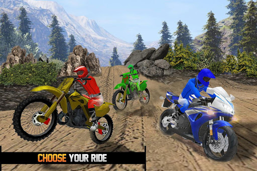 Uphill Offroad Bike Games 3d 1.0 screenshots 5