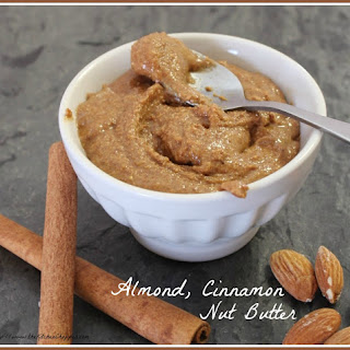 Almond, Cinnamon, Nut Butter