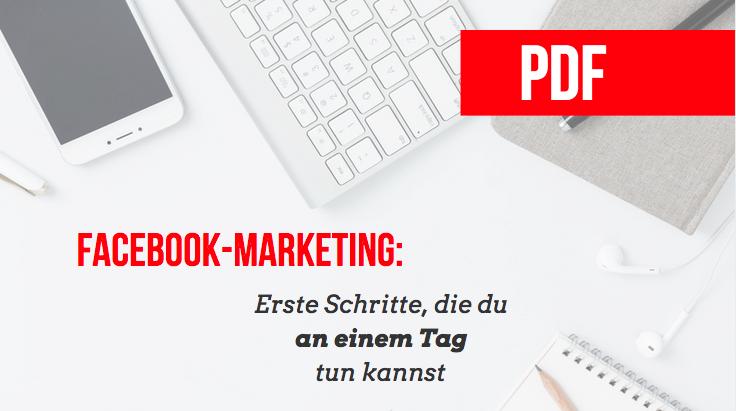 Facebook-Marketing erste Schritte