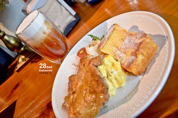 台南 北區.天然食材&手作精神 美味早午餐 28|B&B|Restaurant