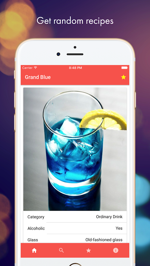 Cocktail Recipes - To Go- screenshot
