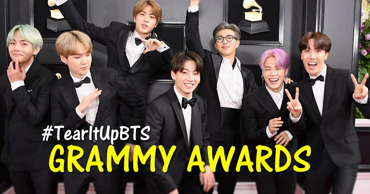 15 Unforgettable Bts Moments From The 2019 Grammy Awards