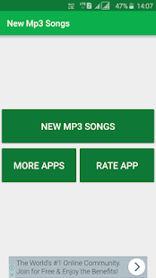 New Mp3 Songs- screenshot thumbnail