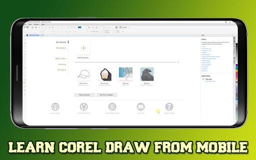 Foto do Learn Corel DRAW - 2020: Free Video Lectures