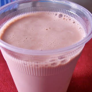 Healthy Chocolate Energy Shake – 2 Points +.
