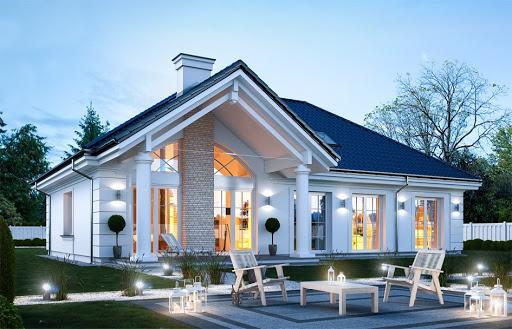 projekt Dom na parkowej 6