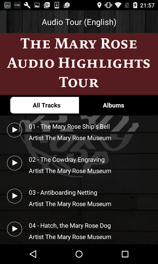 The Mary Rose- screenshot