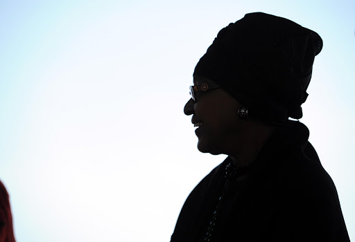 Winnie Mandela. File photo.