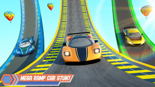 Superhero GT Racing Car Stunts: New Car Games 2020 apktram screenshots 2