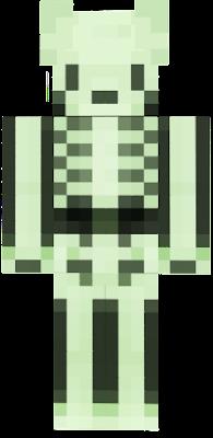 spooky spooky esqueleton