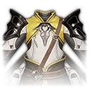 熟練の闘志の鎧