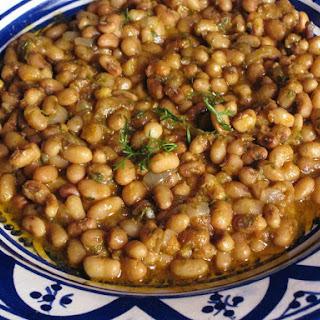 Moroccan Black-Eyed Peas (Cowpeas) Recipe - Ful Gnaoua.
