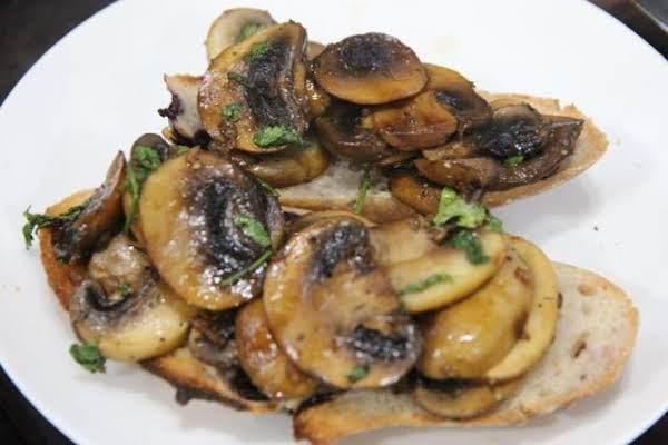 Mushroom Adobo Recipe