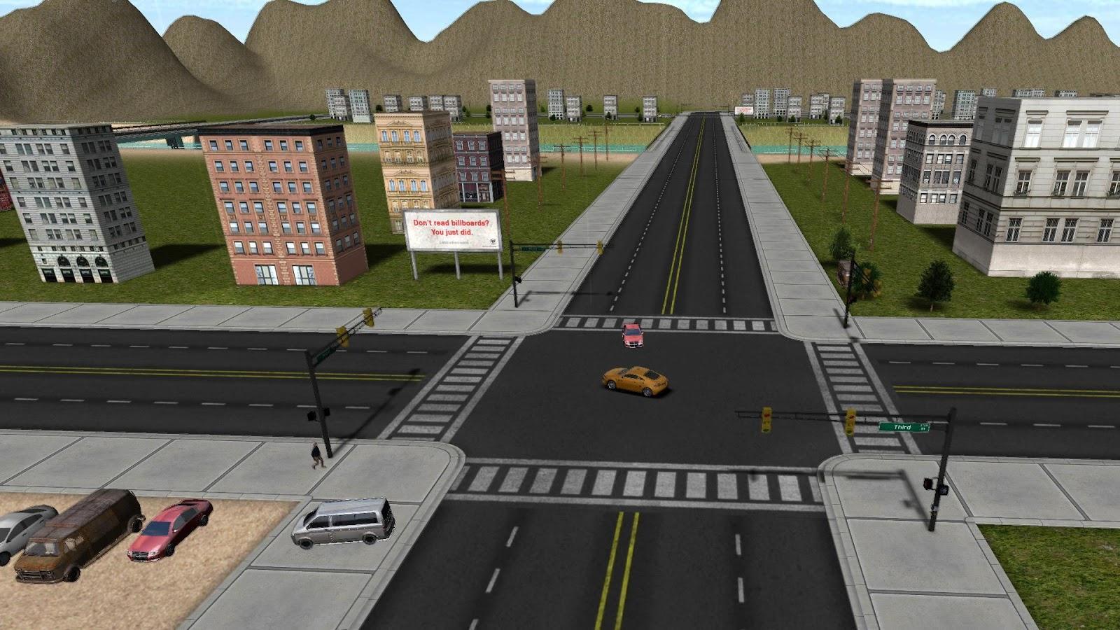Taxi-Driving-3D 26