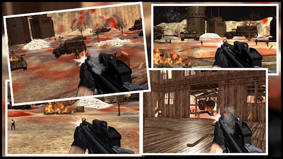 Army Sniper Shooting Games :AS screenshot