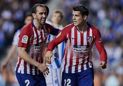 Un cadre de l'Atlético incertain pour le match face à la Juve