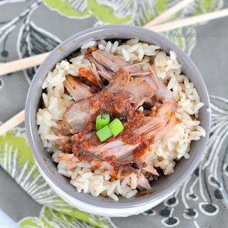 Slow Cooker Asian Pork