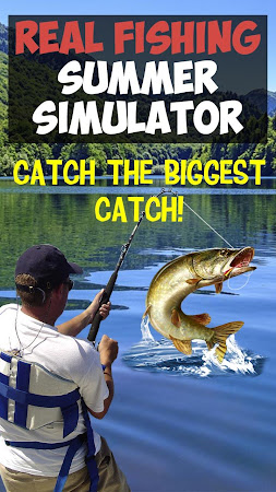 Real Fishing Summer Simulator 1.7 screenshot 675405