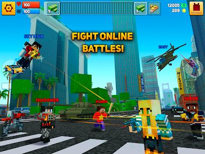 Block City Wars MOD (Unlimited Money) 7