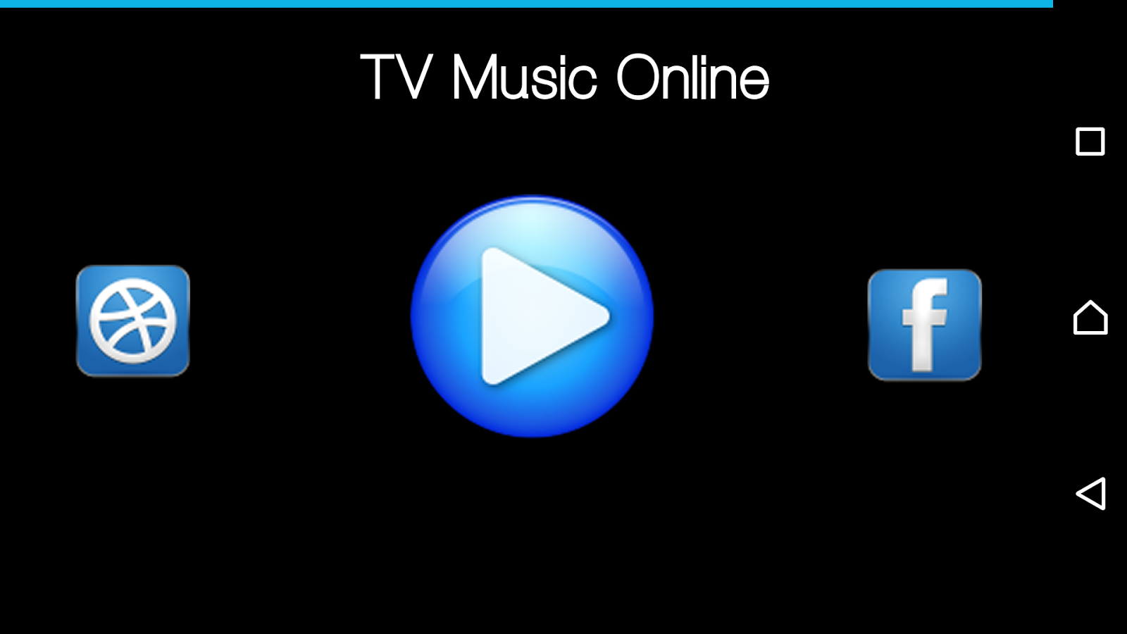TV Music Online- screenshot