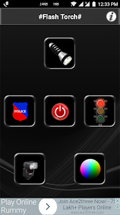 FlashLight (all in one tools)- screenshot thumbnail