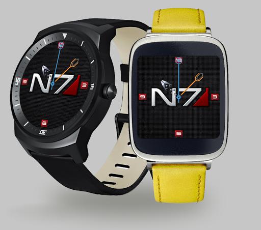 N7 Watch Face