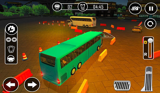 Bus Parking - Drive simulator 2017 1.0.3 screenshots 12