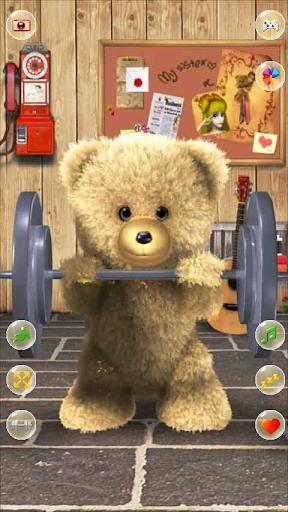 Talking Teddy Bear screenshots 2