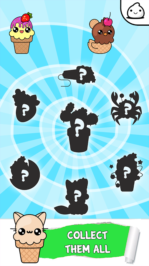 Ice Cream Evolution Clicker- screenshot