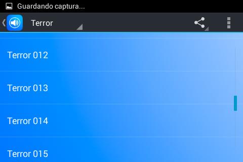 Notifications Ringtones Screenshot
