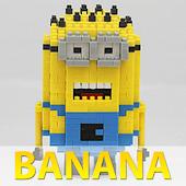 Sliding Puzzle Lego minion
