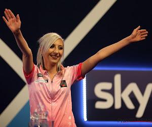 """Vrouw die vorig jaar indruk maakte op WK Darts, is er dit jaar niet bij: """"Teleurgesteld dat ik mij niet kon kwalificeren"""""""