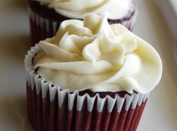 Cranberry Red Velvet Cupcakes Recipe