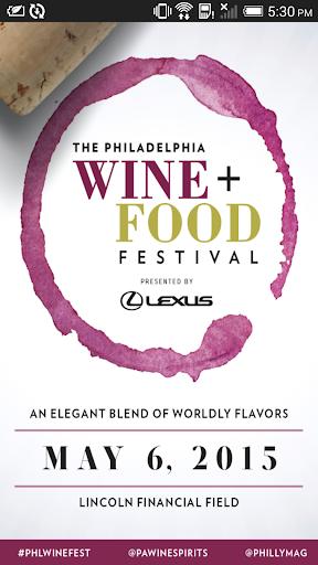Philadelphia Wine Food Fest